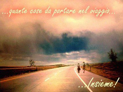 strada, camino, cartoline romantiche, ostacoli del cuore, elisa, cose che non sai, portare, conoscere, viaggio