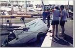 titanic, nuovo, affondamento, iella, jella, sfortuna, incidente, molo, camion, furgone, furgoncino, tir, gru, carroattrezzi, nave, famosa, iceberg