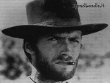 attore, Clint Eastwood, western