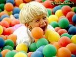 bambini, divertimento, giochi, colori, gioia, palline, parco giochi, lunapark, luna, park, bambino, bambini, piccoli