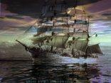 veliero, nebbie, sparire, scomparsa, gost, ship, legno, pregiato, pirati, affondamento, anima, nave, vagante