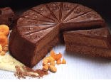 torte, torta, dolce, cioccolato, S, tipico, austria, austriaco