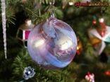 albero, palline, natale, decora telefonino, decorazioni, festa, colori, luci, gioia
