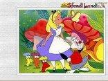 Alice, nel, paese, delle meraviglie, favola, fiaba, storia, storiella, racconto, bambina