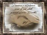 l'amore, piacere, ali, grandi, azioni, Johann Wolfgang von Goethe, viso, mani, cartoline d'amore