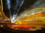 cartoline olimpiadi, stadio, olimpico, Atene 2004, grecia, festa, olimpiadi estive
