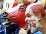 cavallo, tricolore, azzurri, tifo, tifosi