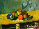 olio su tela, Hermitage, pietroburgo, berlino, geometrico, piatto, cilindro, francia, provenza, post impressionismo