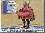 condom, preservativi, distributore, sfacciato, battuta, grassa, brutta, donna