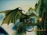 verde, castello, ponte, rotto, assedio, ponte levatoio, difesa, ultima, magia