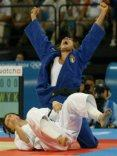 cartoline judo, Italia, vittoria, finale, Lucia morico, oro olimpico