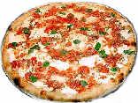 prima, pizza, dedicata, regina, margherita, savoia, napoli, borbone, italia, colori, bandiera, pomodoro, mozzarella, basilico