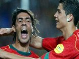 Portogallo, Rui Costa, Cristiano, Ronaldo, Rete, Gol