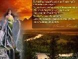cercare, guardare, interno, dentro, riflettere, vita, natura, ninfa, cascata, acqua, mondo, cielo, sfondo, introspezione