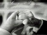 cartoline amore, promessa, valore, impegno, giorni migliori e peggiori, salute, malattia, rispettare, aiutare, fiducia, sorrisi, mani, sorreggere