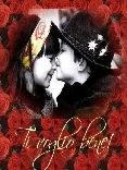 sentire, dire, svelare, sentimento, amor, amicizia, legame, cuori, incontro, colpo di fulmine, bacio, teneri, bimbi, bambini, logo, mms, umts