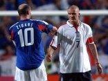 Zidane, Beckham, Francia, Inghilterra, sfida, europei, vincenti contro vonti, fair play, saluto finale, terzo tempo